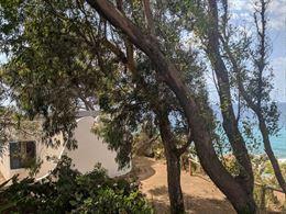 Case vacanze con spiaggia privata a Capo Vaticano