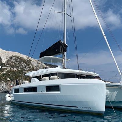 Catamarano Sardegna -25 %