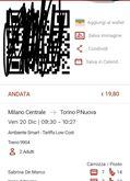 Italo Milano-Torino 20/12