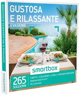 Cofanetto Smartbox comprensivo di