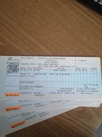 Biglietti Ancona-Roma 07/03