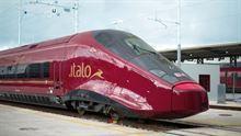 Biglietto Treno Italo Milano C. - Napoli 9/12 Orario 18:15