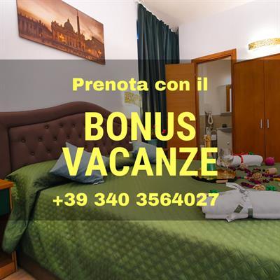 A Casa Simpatia Struttura che accetta bonus vacanze roma