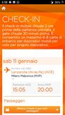 2 biglietti aerei Le Canarie