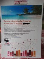 Buono Viaggio Valore 2435 Euro