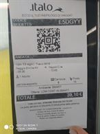 Biglietto Italo